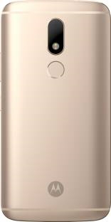 Motorola Moto M 4GB RAM Gold Mobile