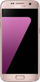 Samsung Galaxy S7 Edge (Samsung SM-G935FEDUINS) 32GB 4GB RAM Pink Gold Mobile