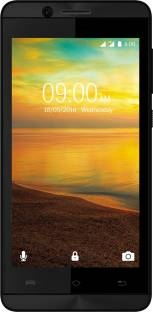 Lava A51 8GB Black Mobile