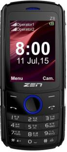 ZEN Z8 Boom Black & Blue Mobile