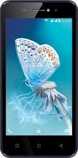 Intex Aqua Amaze Plus 8GB Blue Mobile