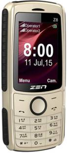 ZEN Z8 DJ Golden & Black Mobile