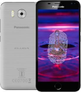 Panasonic Eluga Trim 32GB Gun Metal Silver Mobile