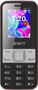 ZEN Atom 101 Black & Red Mobile