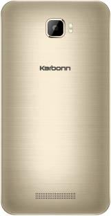 Karbonn K9 Viraat 4G 8GB Champagne Mobile