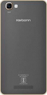 Karbonn K9 Smart 4G 8GB Black Mobile