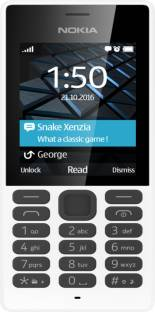 Nokia 150 White Mobile
