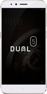 Micromax Dual 5 E4820 128GB Champagne Mobile