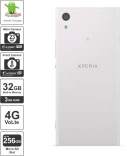 Sony Xperia XA1 32GB White Mobile