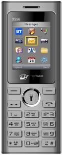 Micromax X556 Grey Mobile