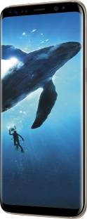 Samsung Galaxy S8 Plus (Samsung SM-G955FZDDINS) 64GB 4GB RAM Maple Gold Mobile