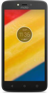 Motorola Moto C Plus 16GB White Mobile