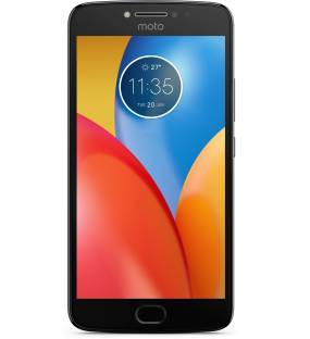 Moto E4 Plus (Motorola XT1770) 32GB Iron Gray Mobile