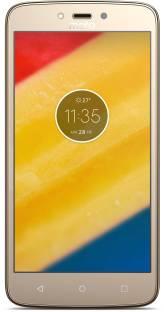 Motorola Moto C Plus (Motorola XT1721) 16GB Fine Gold Mobile
