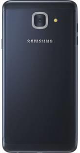 Samsung Galaxy J7 Max (Samsung SM-G615FZKDINS) 32GB Black Mobile