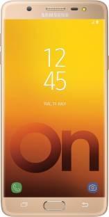 Samsung Galaxy On Max (Samsung SM-G615FZDUINS) 32GB Gold Mobile