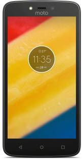 Motorola Moto C Plus (Motorola XT1755) 16GB Pearl White Mobile