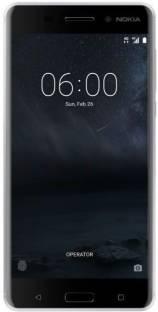 Nokia 6 (Nokia TA-1021) 32GB 3GB RAM Silver Mobile