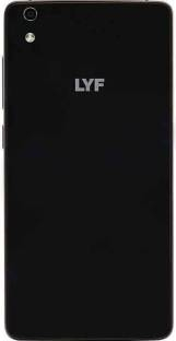 LYF Water 5 (LYF LS-5007) 16GB Black Mobile