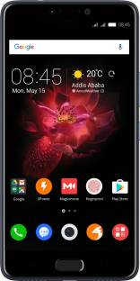 Infinix Note 4 (Infinix X572) 32GB Ice Blue Mobile
