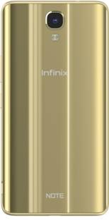 Infinix Note 4 (Infinix X572) 32GB Champagne Gold Mobile
