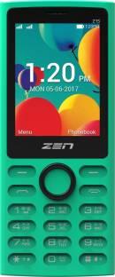 ZEN Z15 Green Mobile
