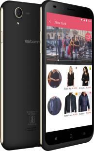 Karbonn Aura Note 2 (16 GB, 2 GB RAM) Black Champagne Mobile