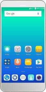 Yu Yunique 2 (Yu YU5012) 16GB 3GB RAM Champagne Mobile