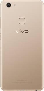 Vivo V7+ (Vivo 1716) 64GB Champagne Gold Mobile