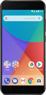 Mi A1 (MI MZB5717IN) 64GB Black Mobile