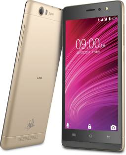 Lava A97 IPS Singnature Edition 2GB Black-Gold Mobile