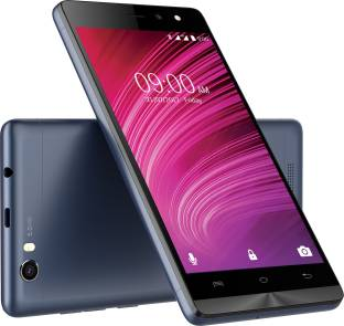 Lava A97 IPS Singnature Edition Blue-Black Mobile