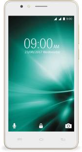 Lava A73 8GB Gold Mobile