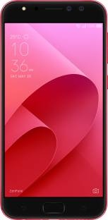 Asus Zenfone 4 Selfie Pro (Asus ZD552KL-5C054IN) 64GB Red Mobile