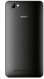 Intex Aqua Power IV 16GB Black Mobile