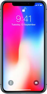 Apple iPhone X 64GB Space Grey Mobile, MQA52HN/A