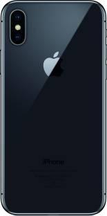 Apple iPhone X 256GB Space Grey Mobile, MQA82HN/A