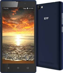 LYF C459 (8 GB, 1 GB RAM) Blue Mobile