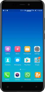 Gionee X1s (16 GB, 3 GB RAM) Black Mobile