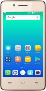 Micromax Bharat 2 Plus (Micromax Q402+) 8GB Champagne Mobile