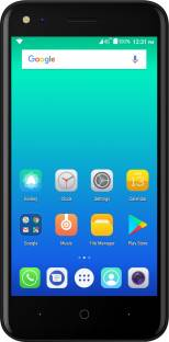 Micromax Bharat 3 (Micromax Q437) 8GB Jet Black Mobile