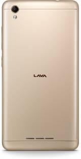 Lava Z60 16GB Gold Mobile