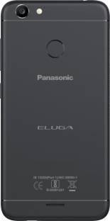 Panasonic Eluga I5 (Panasonic EB-90S50EY5K) 16GB Black Mobile