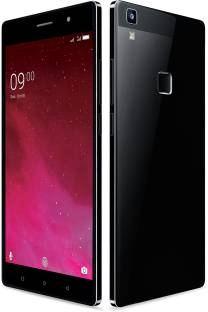 Lava Z80 16GB Black Mobile