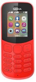 Nokia 130 (2017) Dual SIM Red Mobile