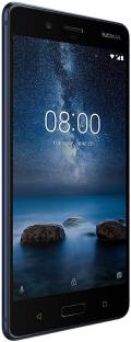 Nokia 8 64GB Polished Blue Mobile