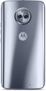 Moto X4 (Motorola PA8T0003IN) 64GB Sterling Blue Mobile