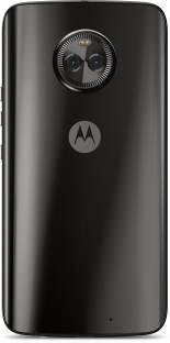Moto X4 (Motorola PA8T0003IN) 64GB Super Black Mobile