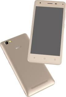 Intex Aqua Power IV 16GB Gold Mobile