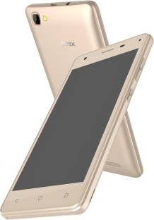Intex Aqua Power IV 16GB Gold Mobile
